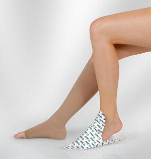 οδηγίες εφαρμογης κάλτσας juzo