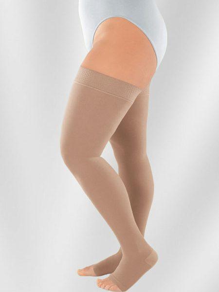 κάλτσες λεμφοιδήματος dynamic cotton juzo - medapp