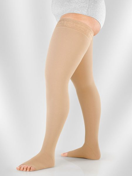 κάλτσες λεμφοιδήματος juzo expert cotton